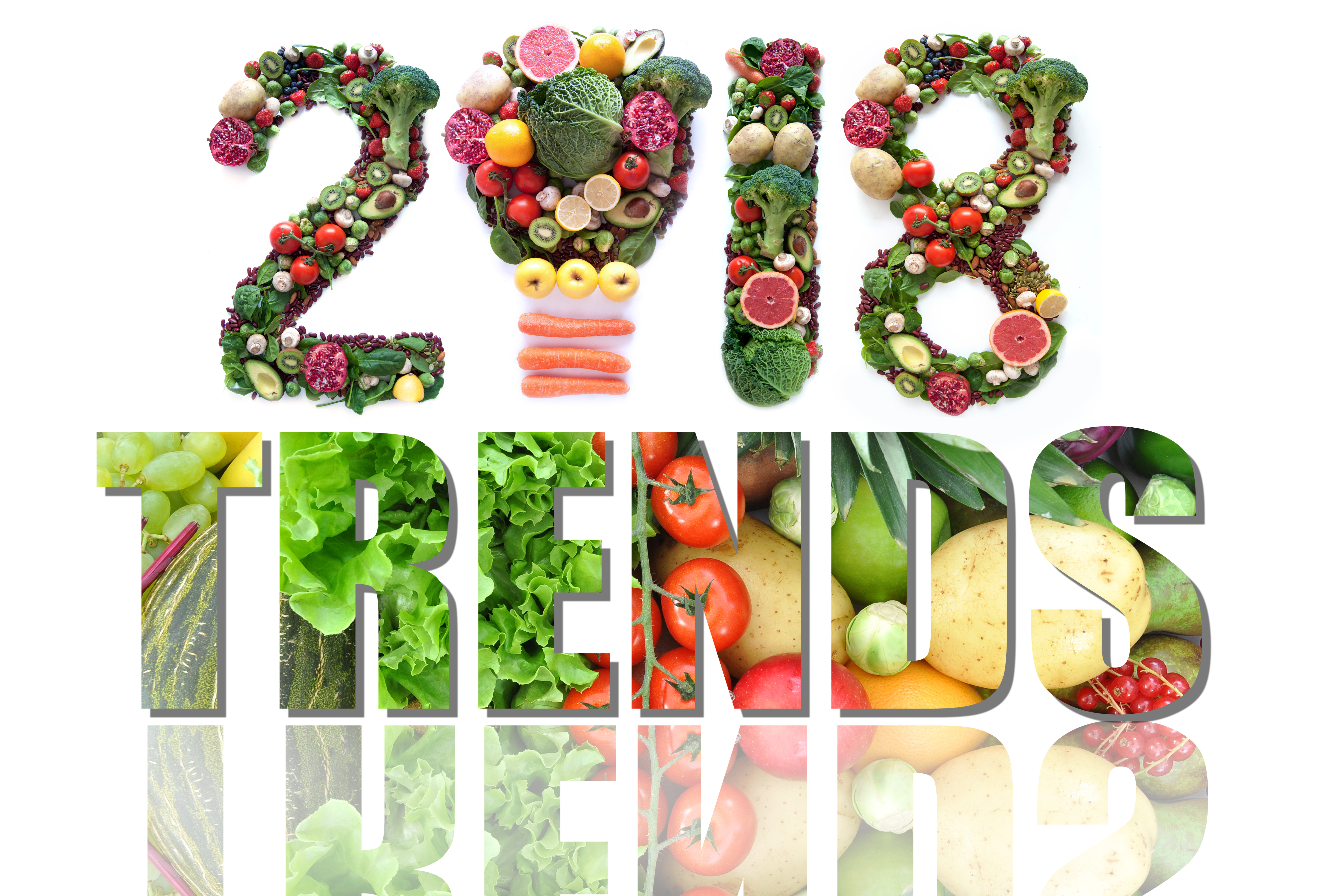 Food Trends: What's Next in 2018